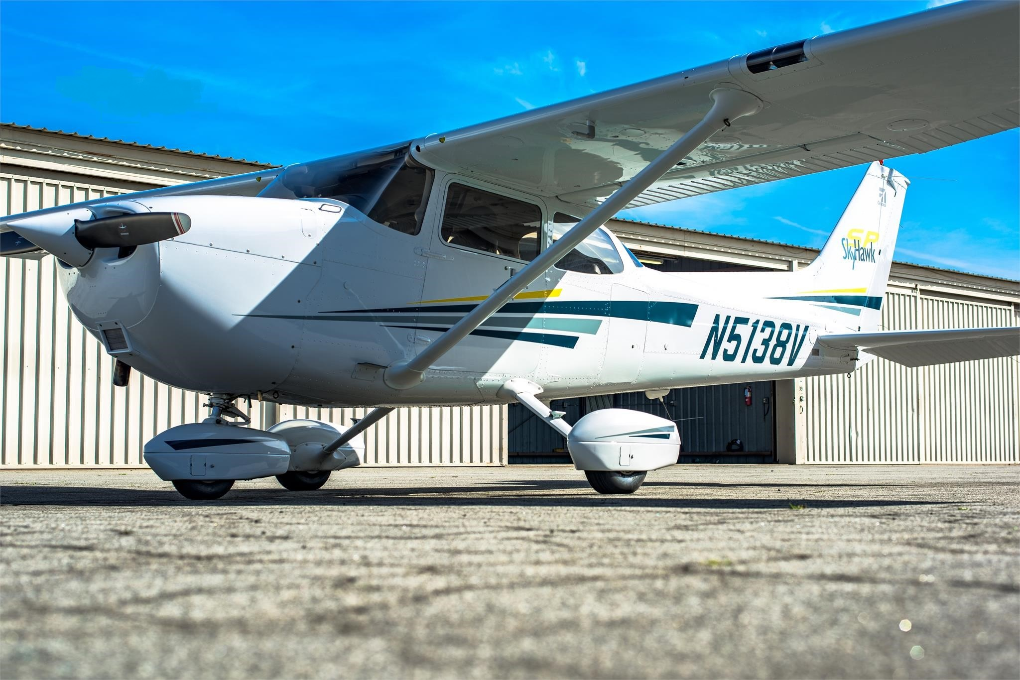 2001 CESSNA 172S SKYHAWK SP – Price: Call – Airplane-market