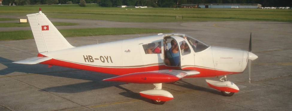 Airplane for sale 1966 Piper PA-28-140 Cherokee 160 hp 1