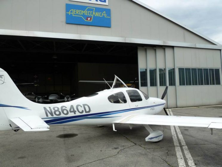 Aircraft for sale Cirrus SR20