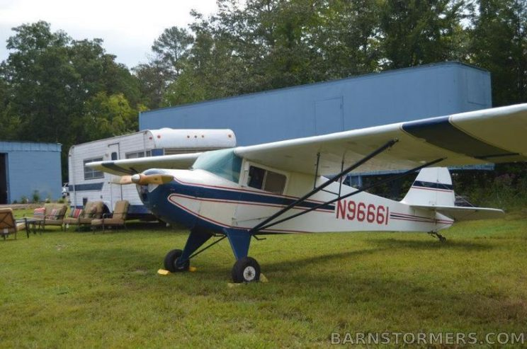 Airplane for sale Taylorcraft