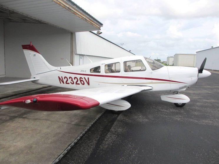 Airplane sales Piper Archer PA-28-181