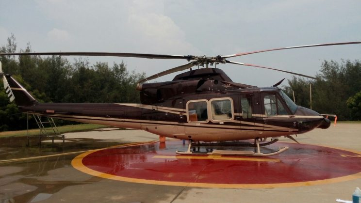 Helicopter for sale Bell 412