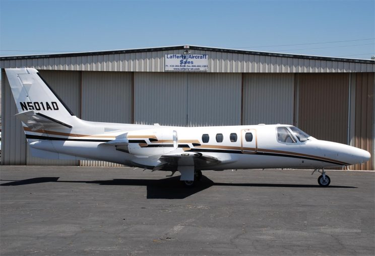 Jet for sale CESSNA CITATION