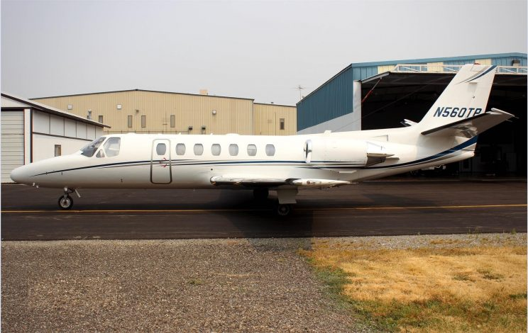Jet for sale CESSNA