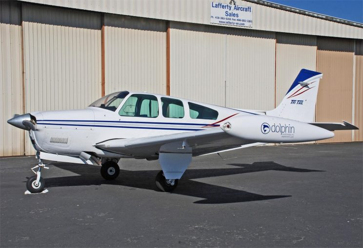 Aircraft-for-sale-Beechcraft
