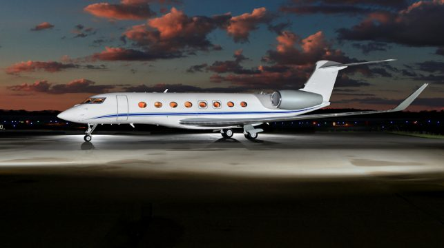 Jet for sale Gulfstream G 650ER