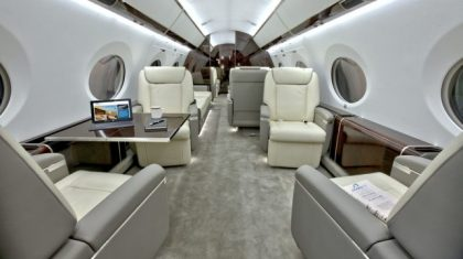 Jet for sale Gulfstream G 650ER