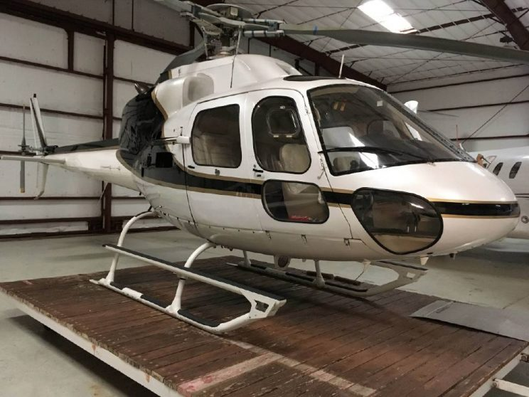 Helicopter-for-sale-Eurocopter-AS355F1