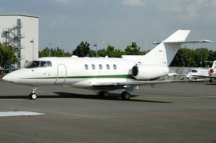 Jet-for-sale-Hawker-800-XP