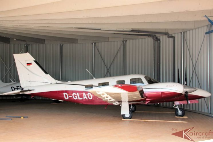 Plane for sale Piper PA-34-220T Seneca V