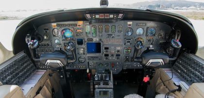 Jet for sale Cessna Citation 501