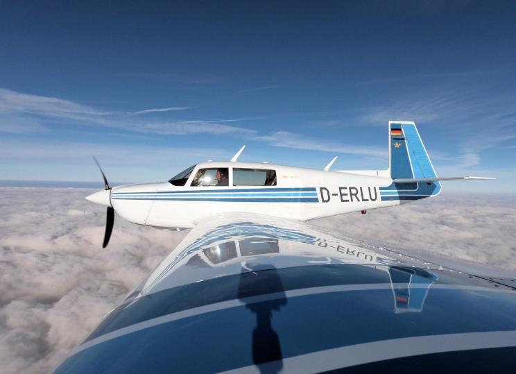 Plane for sale Mooney M20J