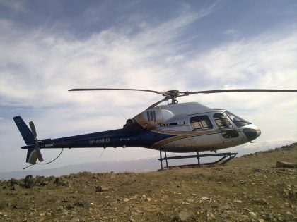 Helicopter for sale Eurocopter AS355NP