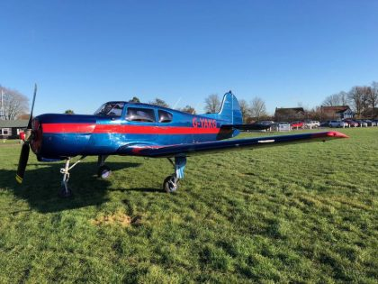 Airplane-for-sale-Yakovlev-Yak-18T
