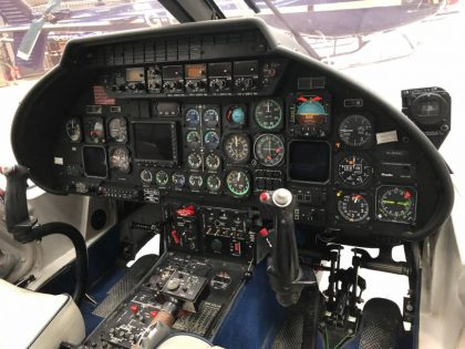 Helicopter for sale Agusta
