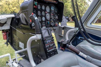 Helicopter for sale Bell 206B Jetranger