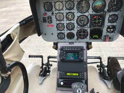 Helicopter for sale Bell B206