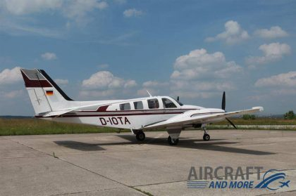 Aircraft-for-sale-Beechcraft-Baron-58