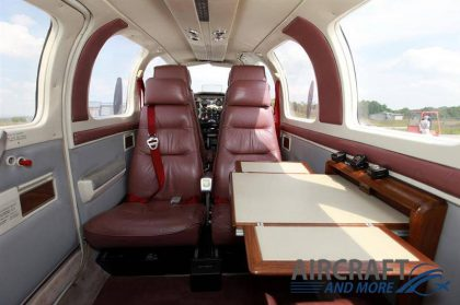 1980 Beechcraft Baron 58 Pressurized – Price: Call – Airplane-market