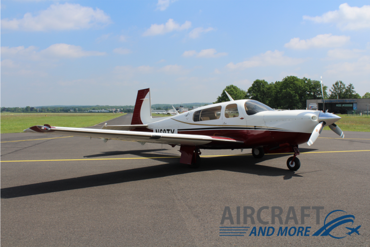 Plane for sale Mooney M20