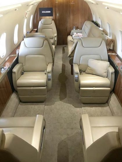 Jet-for-sale-Bombardier-Challenger-350