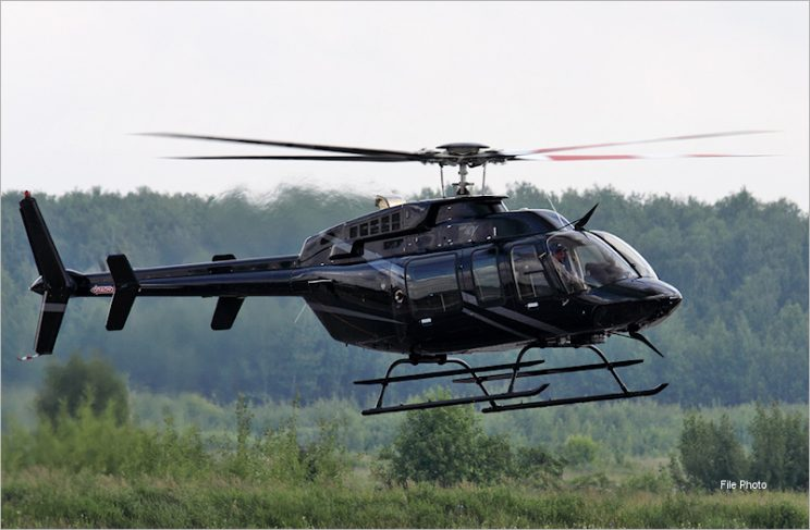 Helicopter-For-Sale-Bell-407