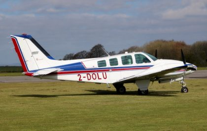 Aircraft-for-sale-Beechcraft-Baron-58