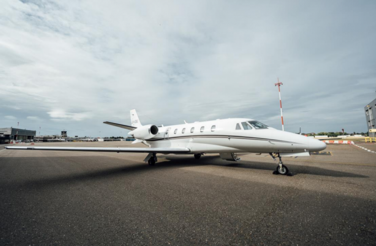 et-for-sale-Cessna-Citation-XLS