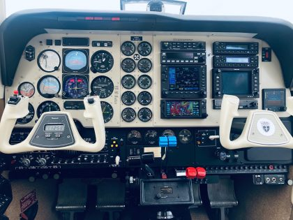 Airplane for sale Beechcraft Baron 58