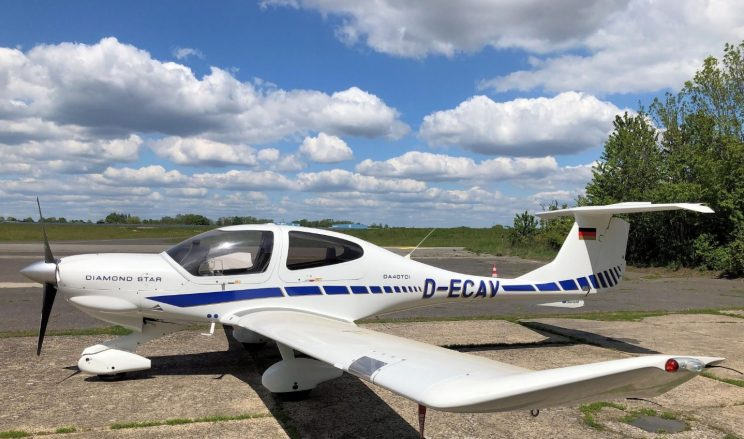 Aircraft-for-sale-Diamond-DA-40