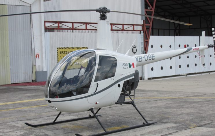 Helicopter-for-sale-Robinson-R22