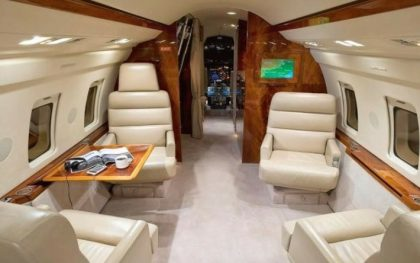 Jet for sale Bombardier Challenger 600