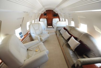 Jet for sale Challenger 601-3A