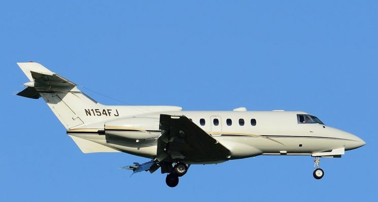 Jet for sale Hawker 700A
