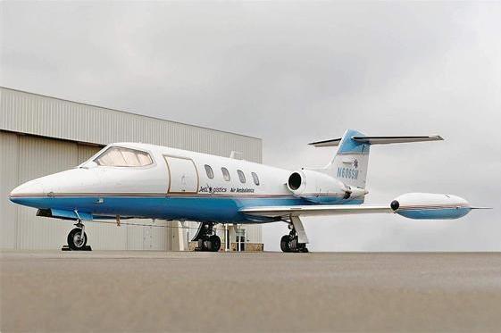 Jet-for-sale-Learjet-25B