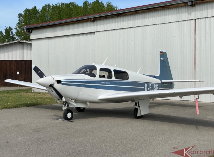 Airplane-for-sale-Mooney-M20