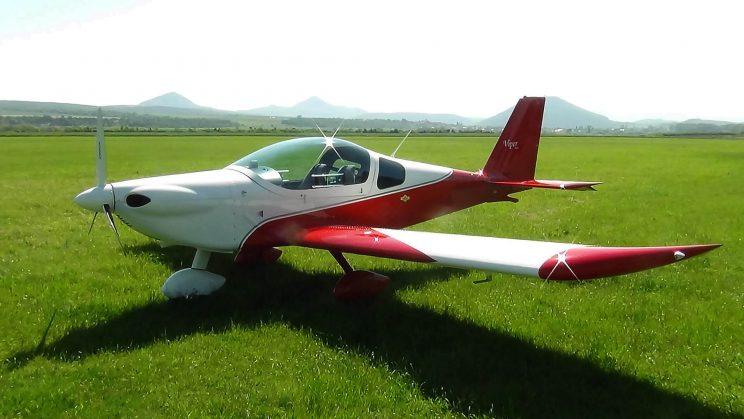 Ultra light aircraft for sale TomarkAero Viper SD4