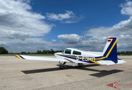 Airplane-for-sale-American-General-AG5B-Tiger