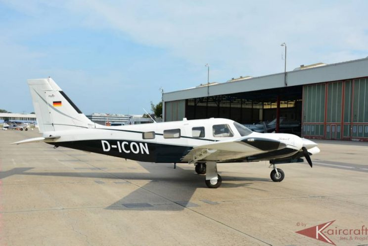 Airplane for sale Piper PA-34-220T Seneca V