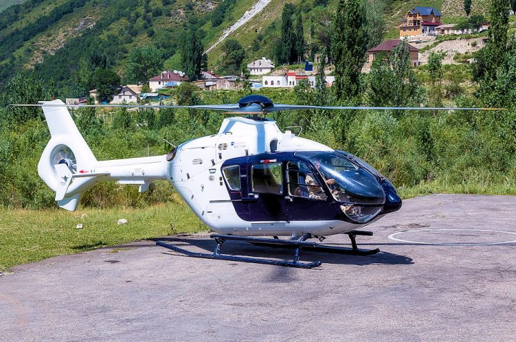 Helicopter-for-sale-Eurocopter-EC135
