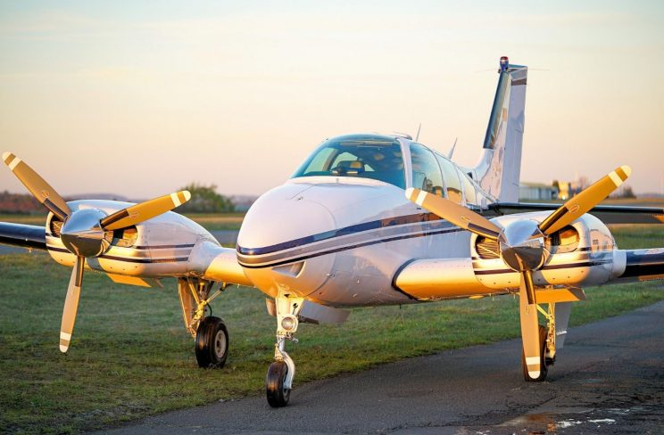 Aircraft-for-sale-Beechcraft-Baron-95