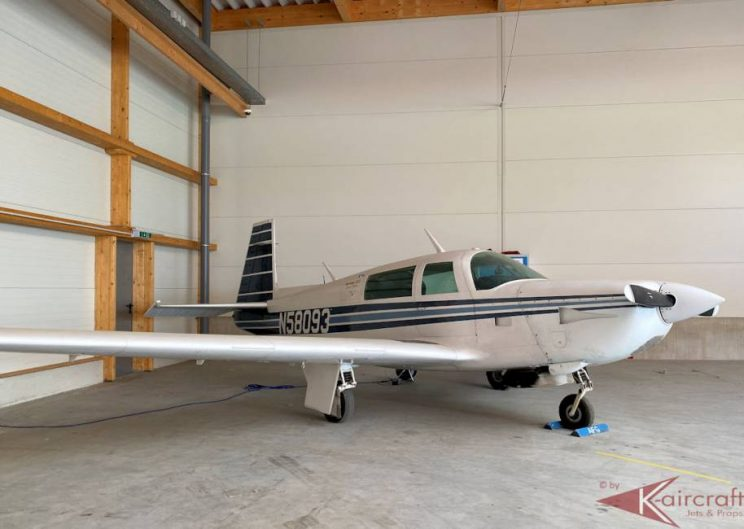 Aircraft-for-sale-Mooney-M20K