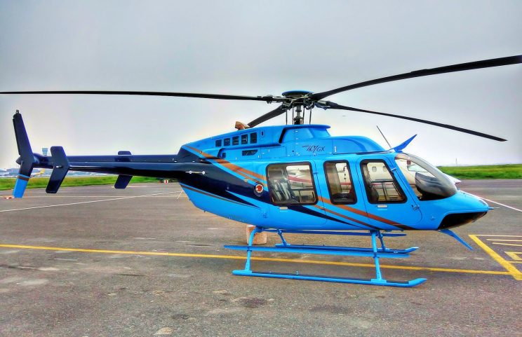 Helicopter for sale Bell 407GX