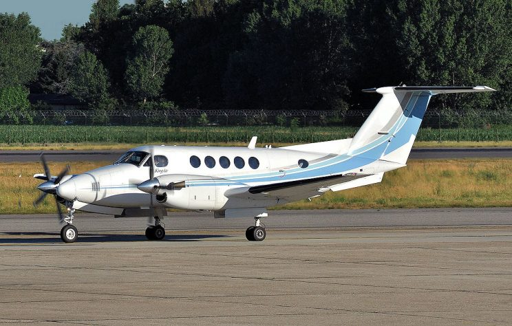 Plane-for-sale-Beechcraft-B200-Super-King-Air-