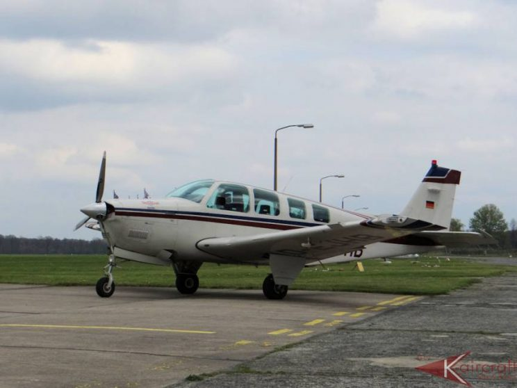 Aircraft-for-sale-Beechcraft-Bonanza-A36